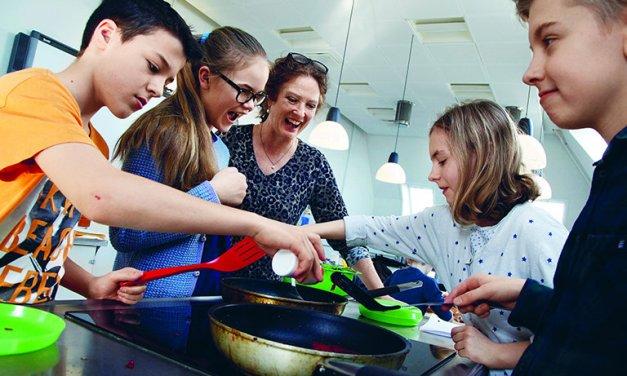 Skole-hjem-samarbejde på Langelinieskolen