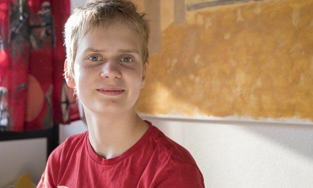 13-årige Anders er autist – men først og fremmest er han teenager