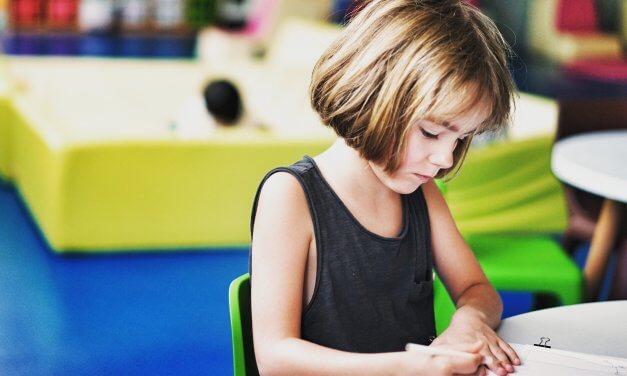 Sådan styrker du dit barns tankesæt