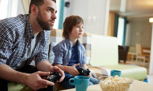 Giv dit barn gode gaming-vaner