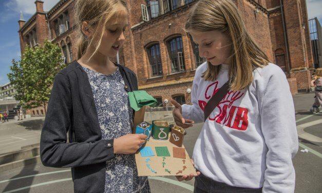 """Skolebestyrelsesformand på klimaskole: """"Alle skoler burde sætte klimaet på skemaet"""""""