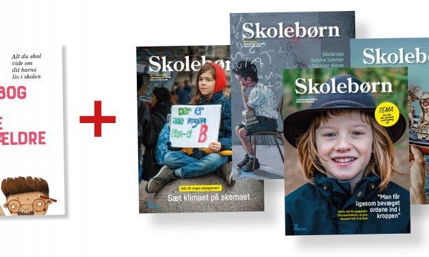 Ny håndbog til skoleforældre