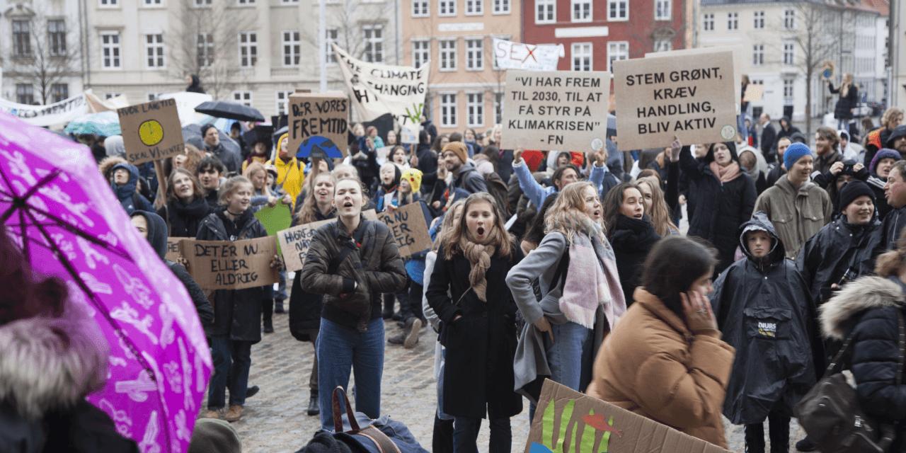 Er klimakampen det nye ungdomsoprør?