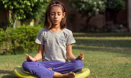 Guide: Træn meditation og mindfulness med dit barn