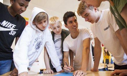 Model for udskolingen