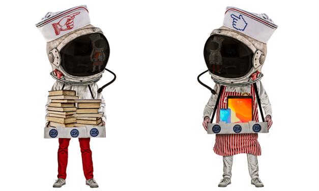 Bøger og børn i en digital verden