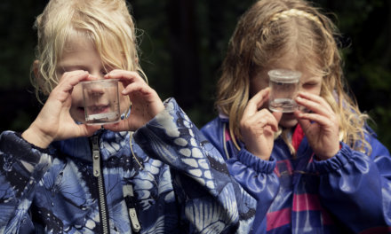 Tag dit barn med på oplevelse i naturen