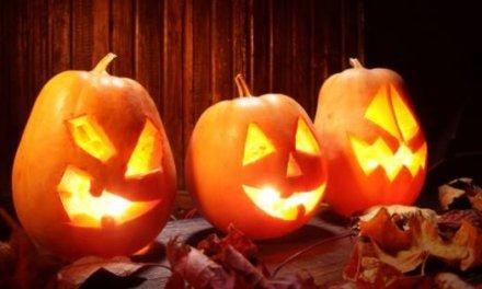 Halloweenfest er hygge midt i uhyggen