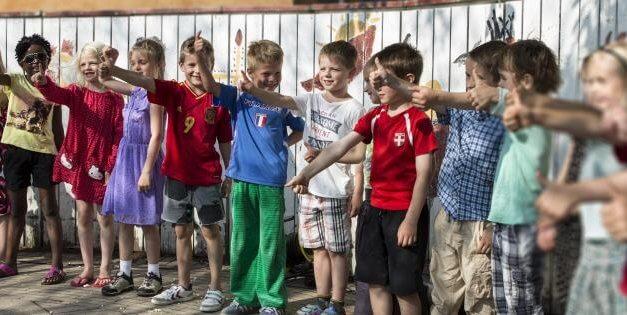 Model for samarbejde med og mellem forældre