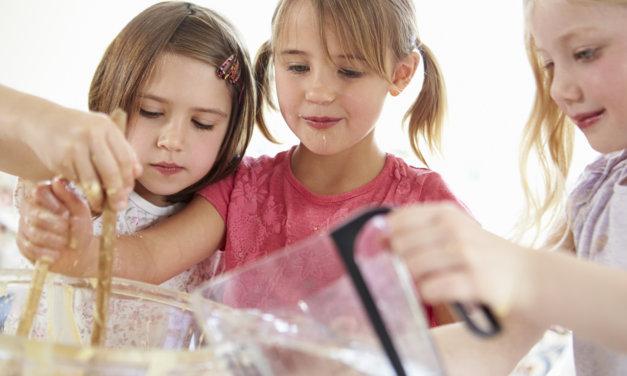 Gå amok som kok – restaurant i klassen
