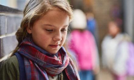 11-årig fortæller om sin ensomhed