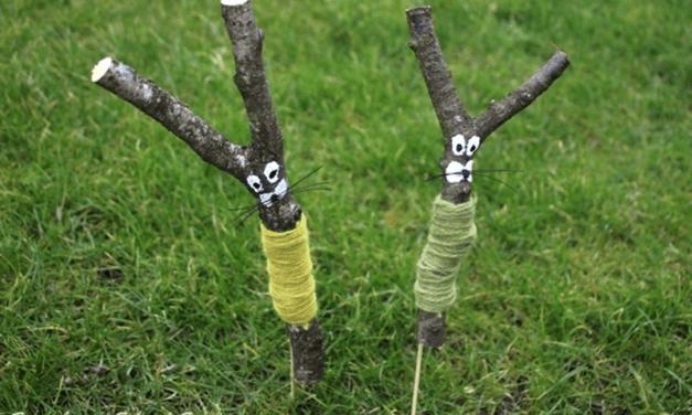 Tag børnene med ud i naturen i påskeferien