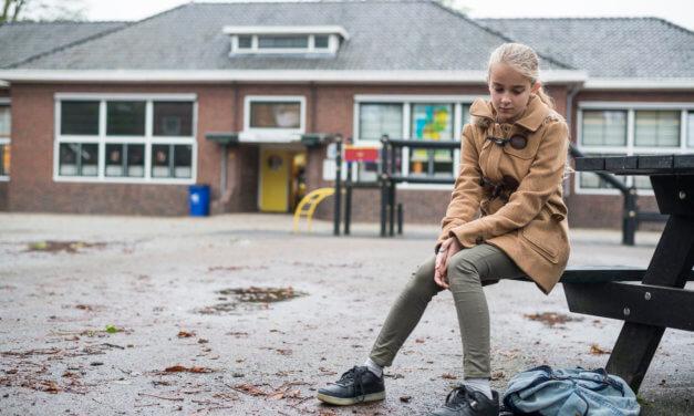 Hver tredje elev savner nogen at være sammen med i skolen