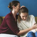 Forældre: Sådan taler vi med vores børn om mistrivsel