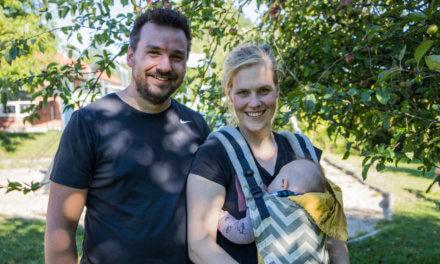 """Forældre mod skolelukning: """"Vi valgte Bjedstrup på grund af folkeskolen"""""""