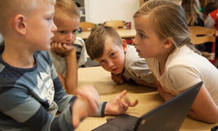 Lokalsamfundet reddede folkeskolen