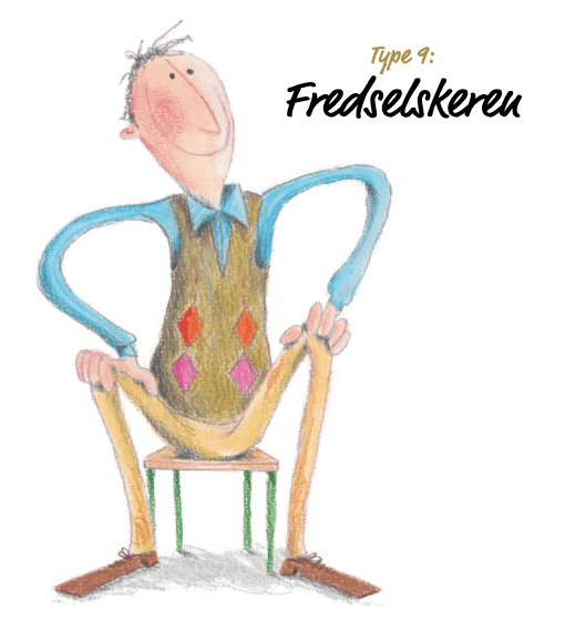 Illustration Fredselskeren