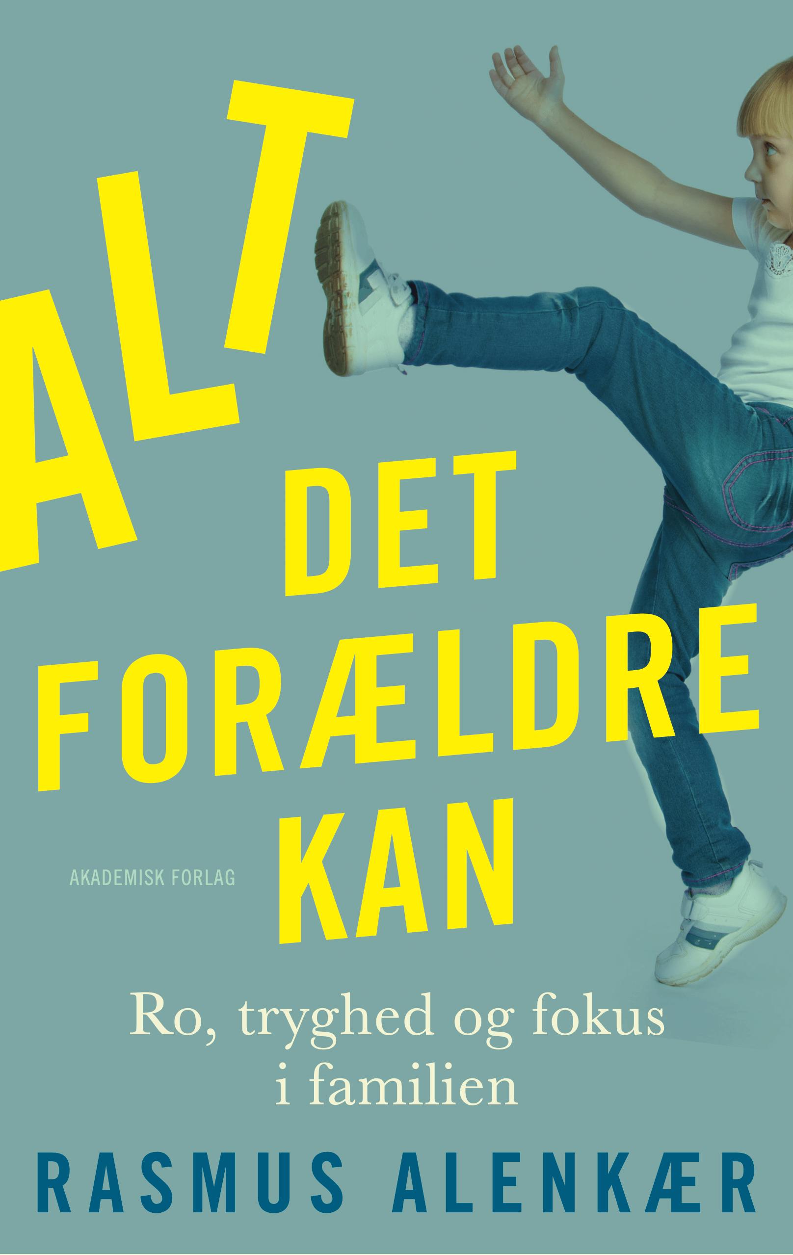 Forside af Alenkær bog