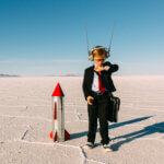 3-trins raketten til en fremtid uden skældud